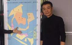 Nghệ sĩ Trần Lương yêu cầu Trung Quốc 'cắt' đường lưỡi bò ngay tại Nam Kinh