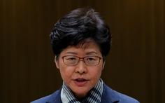 Lãnh đạo Hong Kong: 'Người biểu tình đang là kẻ thù của người dân'