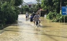 Lũ chia cắt nhiều vùng ở Đắk Lắk, Phú Yên
