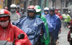 TP.HCM tiếp tục mưa, miền Trung đề phòng lũ, lở đất sau bão