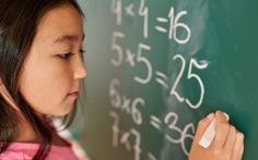 Có thật con gái giỏi văn, con trai giỏi toán?
