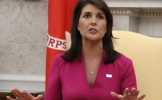 Cựu đại sứ Mỹ tại LHQ tiết lộ hai cựu quan chức Mỹ đề nghị bà 'chống Trump'
