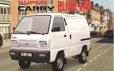 Suzuki Super Carry Blind Van - 'Nhỏ mà có võ': nay được lưu thông nội đô 24/24
