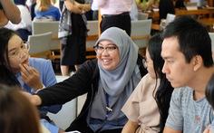 Những ngày Việt Nam ở Tàu thanh niên Đông Nam Á và Nhật Bản 2019