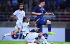 Không cải thiện hàng phòng ngự, nhiều khả năng UAE sẽ dừng chân ở vòng 2