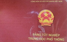 Trưởng Phòng cảnh sát kinh tế Công an Lai Châu dùng bằng giả