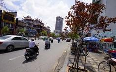 Cấm xe vào đường Lê Duẩn để tưởng niệm nạn nhân tai nạn giao thông