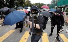 Ông Cảnh Sảng: 'Cần phải chấm dứt bạo lực ở Hong Kong'