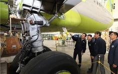 Phát hiện 13 máy bay Boeing 737-NG của Hàn Quốc có vết nứt trên thân