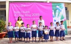Tập đoàn Chubb tổ chức 'Ngày Chubb vì Cộng đồng 2019' tại Việt Nam