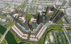 Tổ hợp Homes Resort giữa hồ nhân tạo lớn bậc nhất TP.HCM