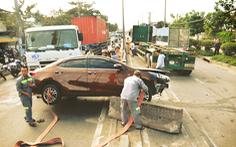 17-11 cả nước cùng tưởng niệm nạn nhân tử vong vì tai nạn giao thông