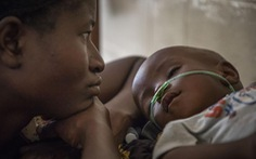 Mỗi 39 giây có một trẻ em chết vì viêm phổi