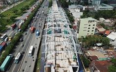 Mức đầu tư dự án metro số 1 sẽ giảm 3.400 tỉ đồng