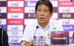 HLV Nishino 'chỉnh' phía Malaysia vì để phóng viên quay lén buổi tập của Thái Lan