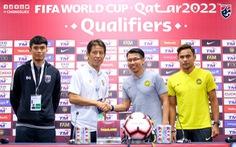 HLV Nishino: 'Thắng UAE, Malaysia mà thua Việt Nam thì cũng như không'