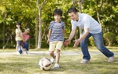 Gia đình trẻ và xu hướng chăm sóc sức khỏe toàn diện