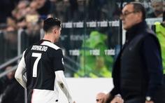Cầu thủ Juventus yêu cầu Ronaldo xin lỗi vì bỏ về sớm trong trận gặp AC Milan