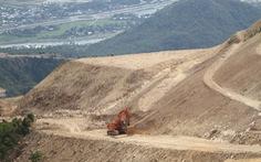 Thu hồi 370ha đất núi Chín Khúc đã giao cho doanh nghiệp
