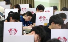 Hàn Quốc 'im ắng' chờ nửa triệu học sinh thi đại học
