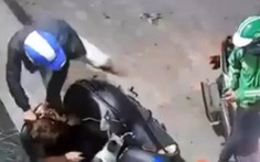 Kẻ cướp táo tợn rút dao kề cổ nạn nhân cướp xe và điện thoại ở quận Bình Tân