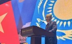 Kazakhstan: Việt Nam là đối tác chiến lược tại khu vực Đông Nam Á
