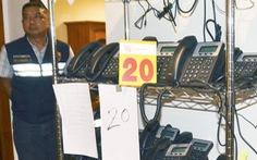Sau Thái tới Philippines bắt 36 người Nhật nghi lừa đảo qua điện thoại