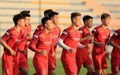 Trận ra quân của tuyển U22 Việt Nam tại SEA Games bị thay đổi
