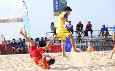 Việt Nam đánh bại Trung Quốc 7-5 ở Giải bóng đá bãi biển Đông Nam Á 2019