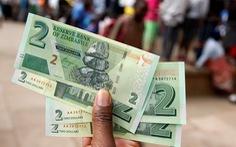 Zimbabwe cho xài lại nội tệ nhưng chả giải quyết được gì