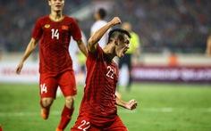 Những hình ảnh ấn tượng trong trận thắng UAE