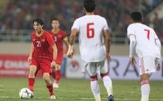 Video toàn bộ màn trình diễn 'siêu hạng' của Tuấn Anh trước UAE