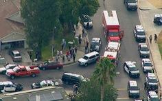 Xả súng khiến ít nhất 6 người bị thương tại trường học California
