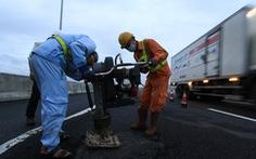 Sửa triệt để hư hỏng trên cao tốc Đà Nẵng - Quảng Ngãi: phải lập dự án mới?
