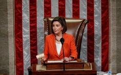 Chủ tịch Hạ viện Mỹ nói ông Trump đã thừa nhận hối lộ Ukraine
