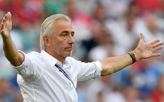 HLV Bert Van Marwijk nói vì không có VAR nên UAE mới thua Việt Nam