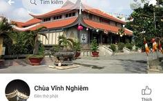 Mạo danh chùa Vĩnh Nghiêm quyên góp tiền mổ tim cho trẻ dưới 16 tuổi