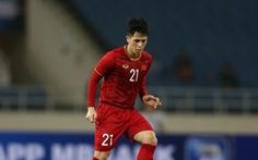 HLV Park Hang Seo trả Đình Trọng về CLB