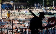 Trường học Hong Kong đã thành bãi chiến trường