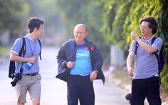 Ông Park cấm cửa phóng viên Thái Lan