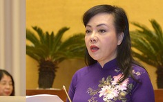 Quốc hội sẽ bỏ phiếu kín miễn nhiệm Bộ trưởng Nguyễn Thị Kim Tiến