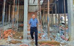 Vì sao đập bỏ nhà vệ sinh 1,6 tỉ đồng sau 1 năm hoạt động để xây mới?