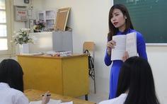 Cô Hà 'dự án' biến giờ học thành talk show truyền hình
