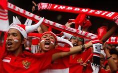 Giận liên đoàn, CĐV Indonesia không vào sân cổ vũ đội tuyển đá với Malaysia