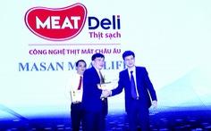 Thịt mát MEATDeli trong Top 10 thương hiệu - sản phẩm được tin dùng nhất Việt Nam 2019