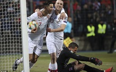 'Cướp công' đồng đội để ghi bàn, Ronaldo bị người hâm mộ 'ném đá'