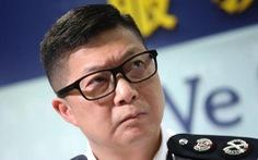 Cảnh sát Hong Kong có lãnh đạo mới 'dày dạn kinh nghiệm'