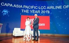 Vietjet dẫn đầu Châu Á - Thái Bình Dương về chi phí thấp