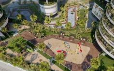Khu giải trí cho trẻ em rộng gần 6000 m2 tại tổ hợp 'Wellness & Fresh' resort giữa Quận 7