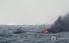 Sáu thuyền viên Việt Nam mất tích do tàu đánh cá bị cháy ngoài khơi đảo Jeju, Hàn Quốc